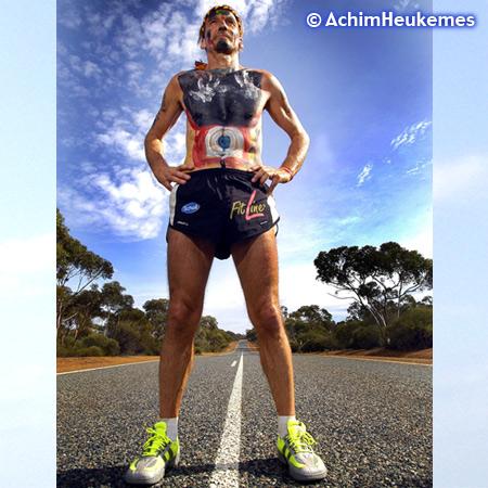 Unterwegs in Australien –Photo des Extremsportler Achim Heukemes, Zehnfach-Triathlet, Ultraläufer - www.heukemes.net