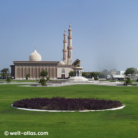 Sharjah, König Faisal Moschee