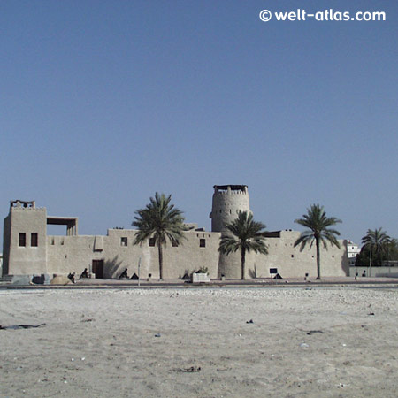 Fort in den Vereinigten Arabischen Emiraten