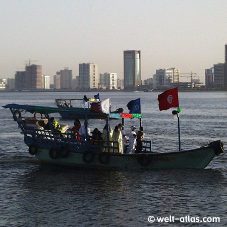Lagune in Sharjah