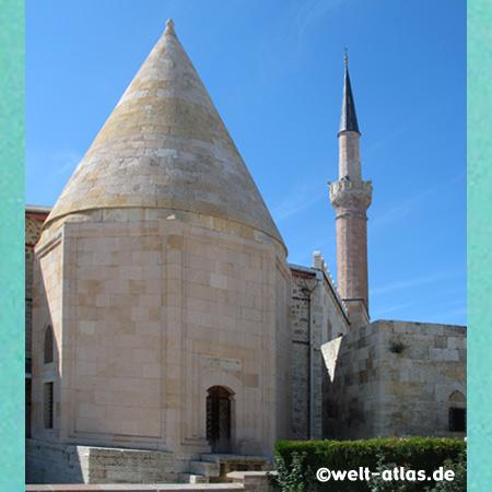 Esrefoglu Mosque, Beyşehir