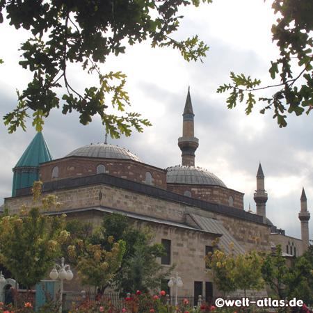 Mevlana Museum und Mausoleum in Konya