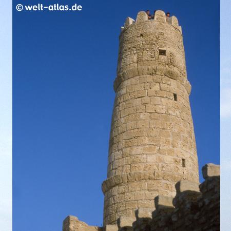Ribat of Monastir, Tunisia
