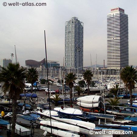 Barcelona, Hafen