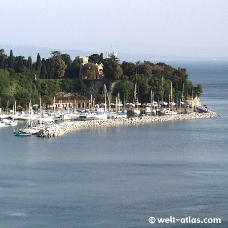 Miramare Castle, Triest, Italy