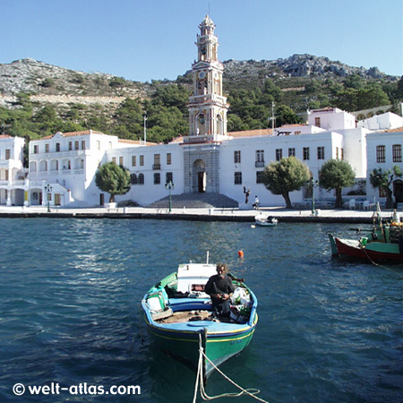 Trip to Symi, Panormitis, Dodecanese