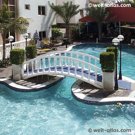Regent Beach Hotel, Dubai