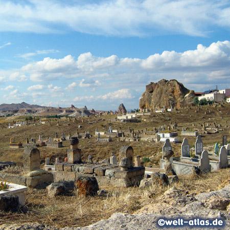 Friedhof von Cavusin, Kappadokien