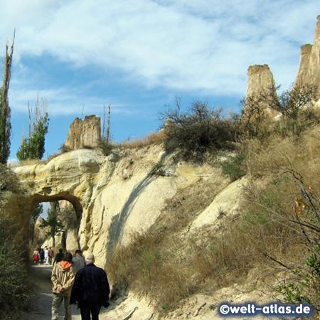 Wanderung im Kizilcukur-Tal