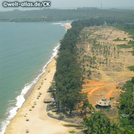 Strand, Goa