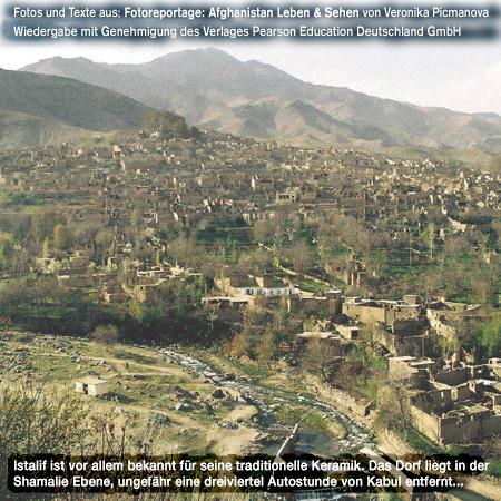 Istalif in der Shamalie Ebene,Fotoreportage: Afghanistan Leben & Sehen, Autor: Veronika Picmanova, Reihe:dpi weitere Informationen - http://www.awl.de/9783827328434.html oder http://blog.addison-wesley.de/archives/5751