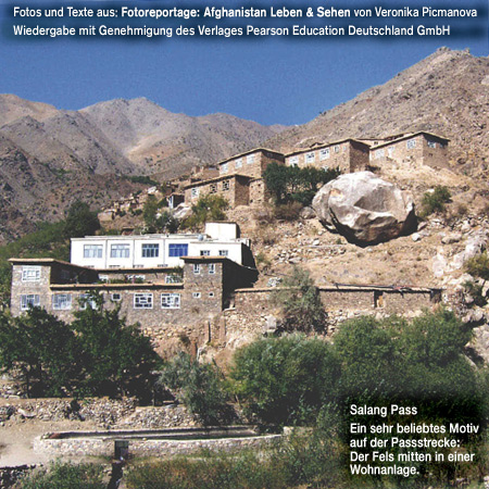 Salang Pass, Pictures of daily life, contradictions and contrasts. http://fachhz.pearsoned.de/foreignrights/main.asp?page=bookdetails&ProductID=170802&quicksearch=afghanistan