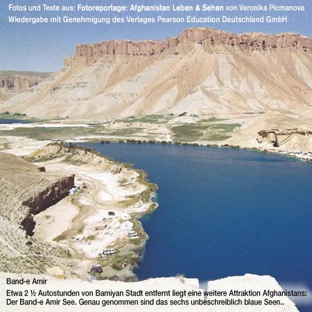 Band-e Amir See, Fotoreportage: Afghanistan Leben & Sehen, Autor: Veronika Picmanova, Reihe:dpi weitere Informationen - http://www.awl.de/9783827328434.html oder http://blog.addison-wesley.de/archives/5751