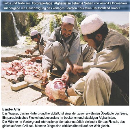 Band-e Amir, Fotoreportage: Afghanistan Leben & Sehen, Autor: Veronika Picmanova, Reihe:dpi weitere Informationen - http://www.awl.de/9783827328434.html oder http://blog.addison-wesley.de/archives/5751