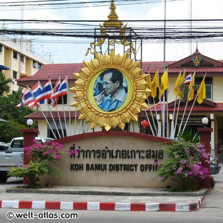 Nathon, Koh Samui, Thailand