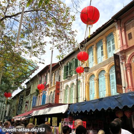 Pagoda Street in Chinatown