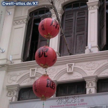 Chinatown Heritage Center, Singapur