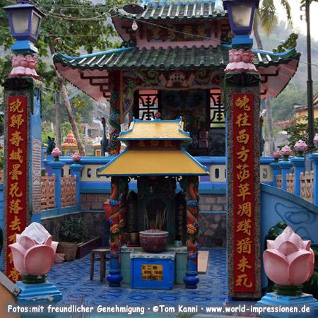 Temple, Vietnam