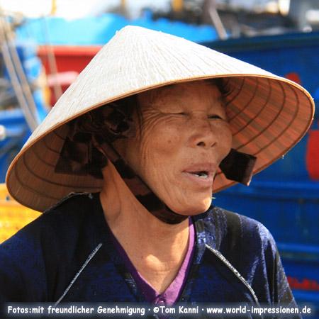 At the Fish Market, Phan Thiet