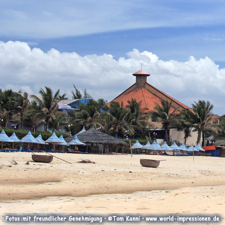 Hotel at Mui Ne Beach