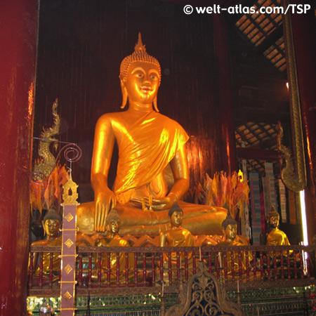 Chiang Mai, Buddha, Thailand