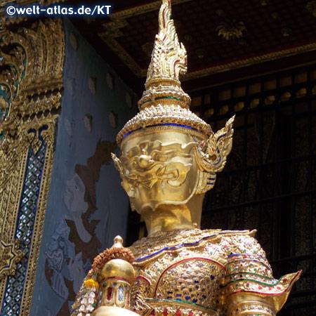Wat Phra Kaeo, Tempelwächter