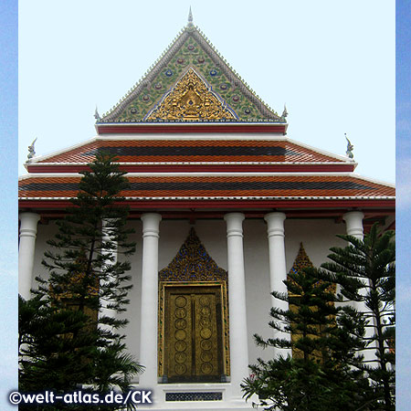 Wat Somanas Vihara, Kloster und Tempel in Bangkok, Thailand