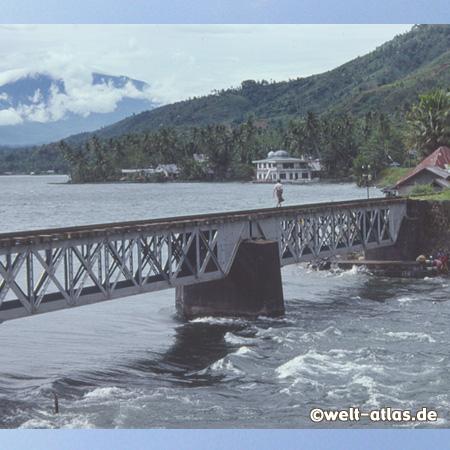 Ombilin Eisenbahnbrücke