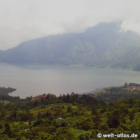 View to Lake Batur