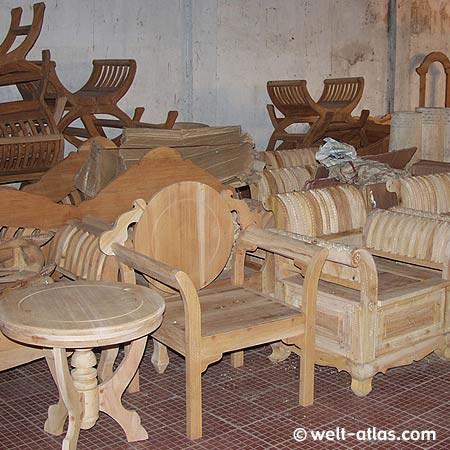 Möbel-Tischerei, Kunst und Handwerk