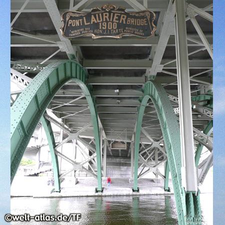 Pont Laurier Bridge