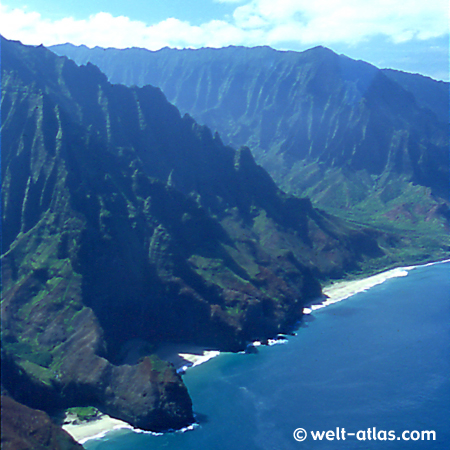 Kauai,  Na Pali Coast
