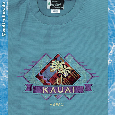 T-Shirt from Kauai