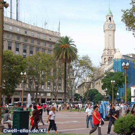 Buenos Aires, Plaza de Mayo