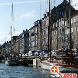 Foto von Nyhavn, Kopenhagen