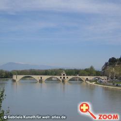 Foto von Bridge of Avignon
