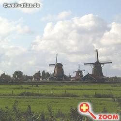 Foto von Die Zaanse Schans bei Zaanstad, Nordholland