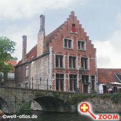 Foto von Brügge, Flandern, Belgien