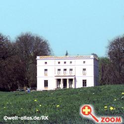 Foto von Jenischhaus im Jenischpark