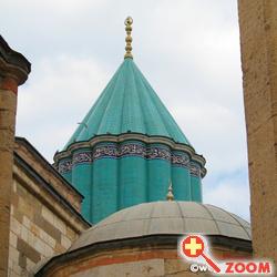 Foto von Grüne Kuppel in Konya, Türkei
